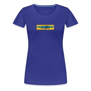 Camisetas do Marroni Tutors - Women's Premium T-Shirt