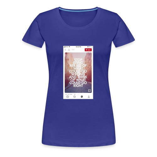 632FC330 0635 4343 B595 FF9958561445 - Women's Premium T-Shirt