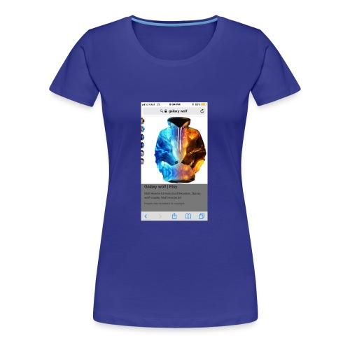 C096DB11 5819 40AC AEA8 76827E56D335 - Women's Premium T-Shirt