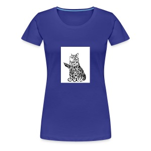 cats - Women's Premium T-Shirt