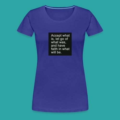 IMG-20170117-WA0004 - Women's Premium T-Shirt