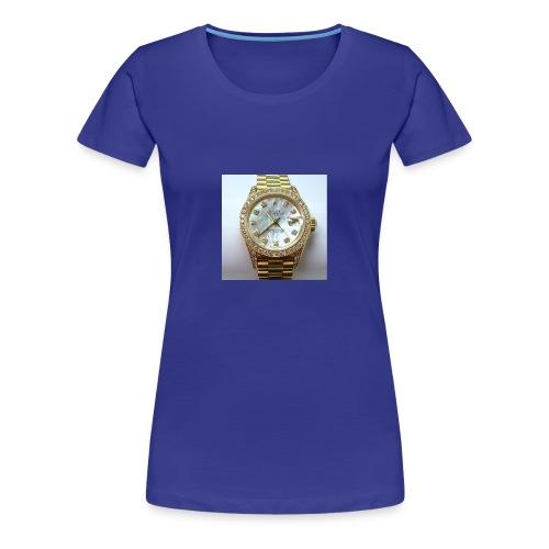 rolex all day - Women's Premium T-Shirt