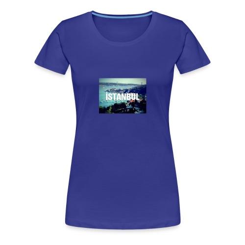 Istanbul Lovers - Women's Premium T-Shirt