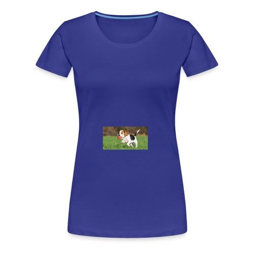 23695 pets vertical store dogs small tile 8 CB312 - Women's Premium T-Shirt