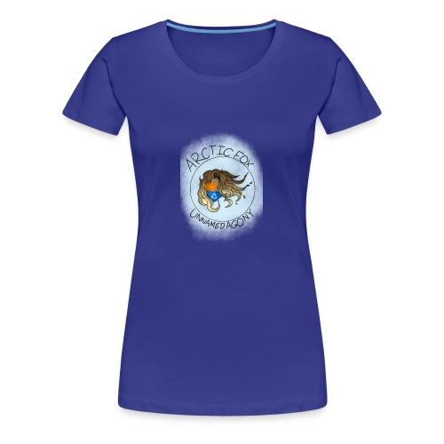 ArcticFox/ UnnamedAgony - Women's Premium T-Shirt