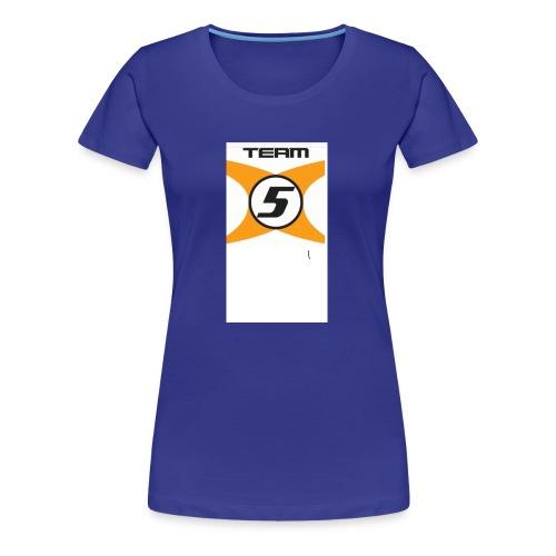 087C4026 9308 49F6 9E0A DA29E2BFA5D8 - Women's Premium T-Shirt
