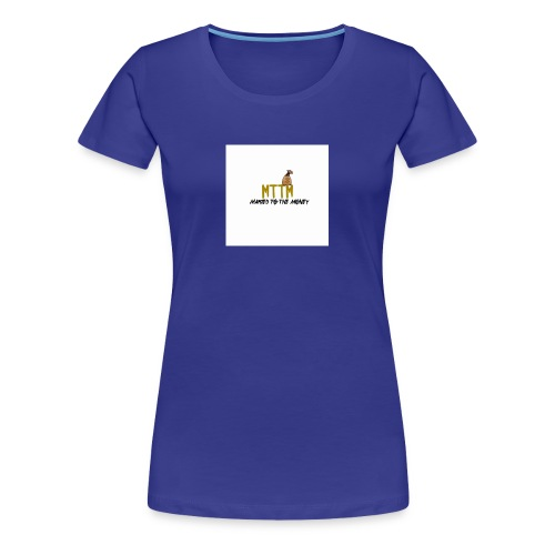 Married To The Money - Women's Premium T-Shirt