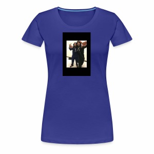 $Free The Twins$ - Women's Premium T-Shirt