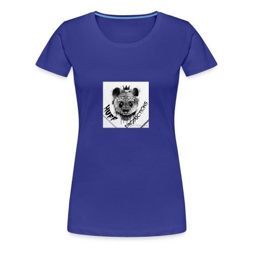 huff gang productions - Women's Premium T-Shirt