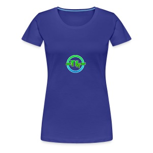 Plain -TG- merch - Women's Premium T-Shirt