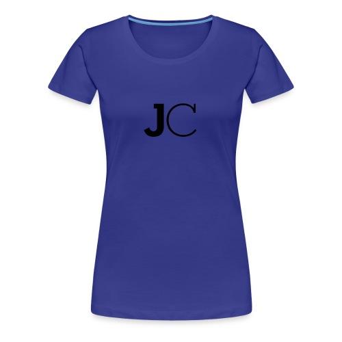 JazzyAndCeddy Logo - Women's Premium T-Shirt