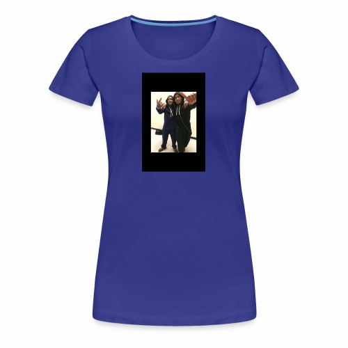 $Free The Twins$ - Women's Premium T-Shirt