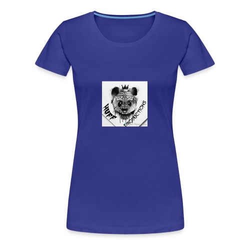 huff gang productions - Women's Premium T-Shirt