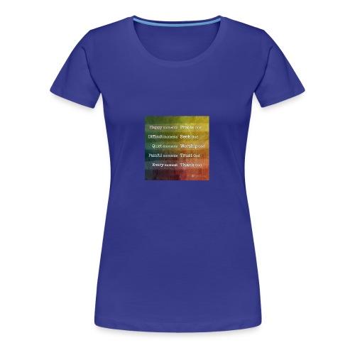 Bible - Women's Premium T-Shirt