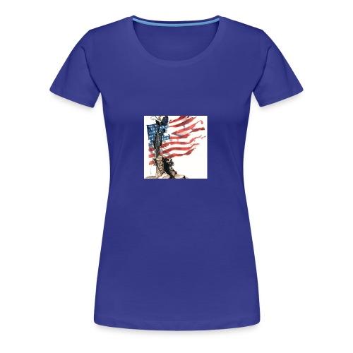 #AMSOL - Women's Premium T-Shirt