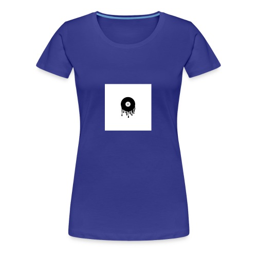 music disc - Women's Premium T-Shirt