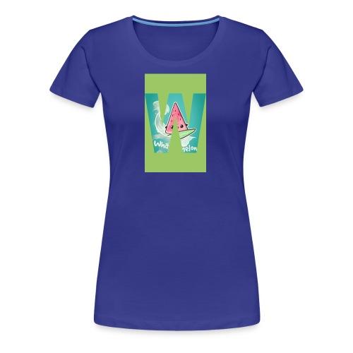 Surfing meloan - Women's Premium T-Shirt