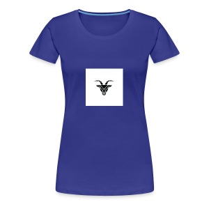 The G.O.A.T - Women's Premium T-Shirt