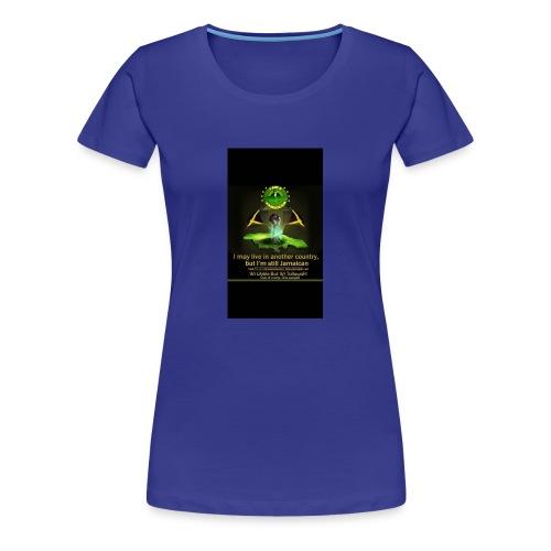 Jamaica - Women's Premium T-Shirt