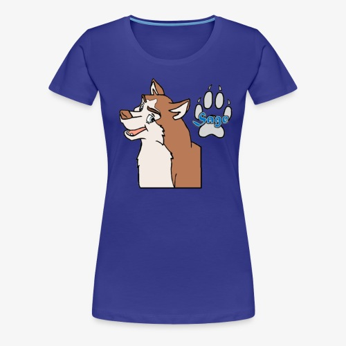 Sage - Women's Premium T-Shirt