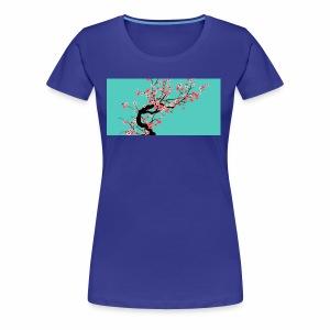 Cherry tree - Women's Premium T-Shirt