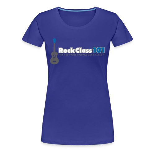RC101 Logo - Women's Premium T-Shirt