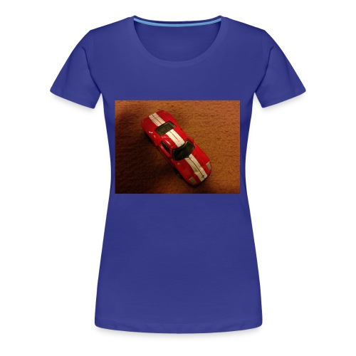 FORD GT - Women's Premium T-Shirt