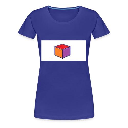 CUBICLE - Women's Premium T-Shirt