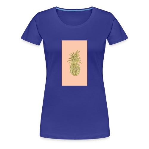 pinaple - Women's Premium T-Shirt