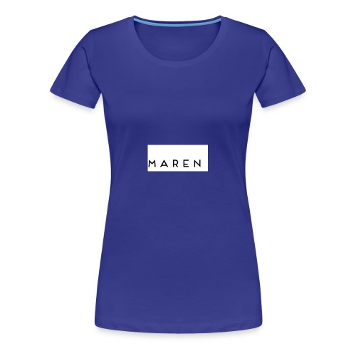 maren - Women's Premium T-Shirt
