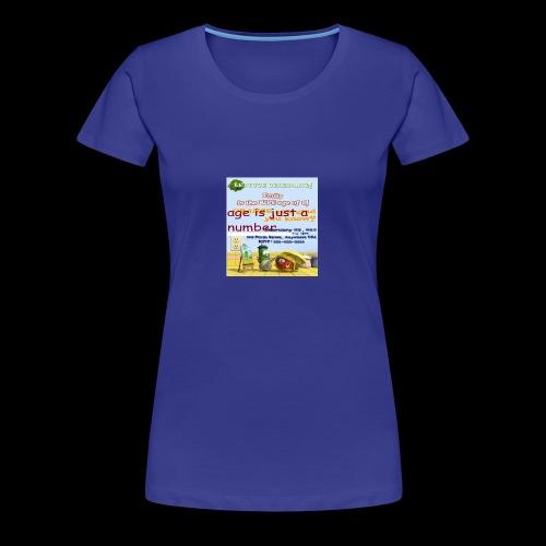 The best shirt eva - Women's Premium T-Shirt