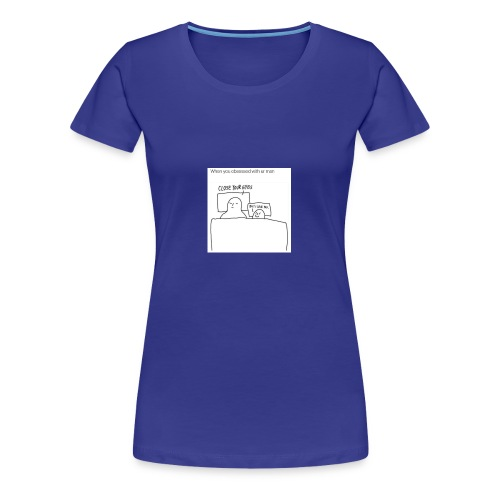 I like you - Women's Premium T-Shirt