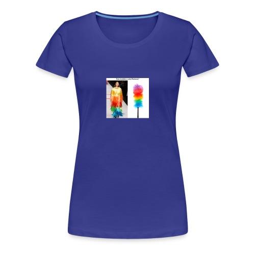 plumero - Women's Premium T-Shirt