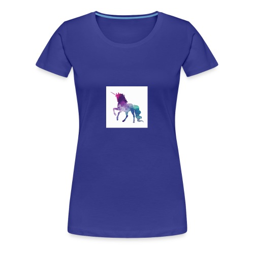 galaxy unicorn - Women's Premium T-Shirt