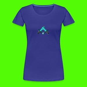 Thackattack Logo - Women's Premium T-Shirt