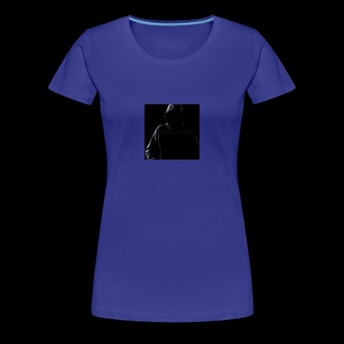 HOODED AJEV MERCH 1 - Women's Premium T-Shirt