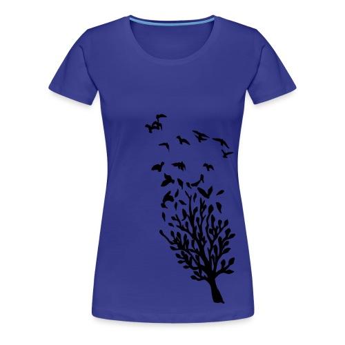 Birdtreexl - Women's Premium T-Shirt