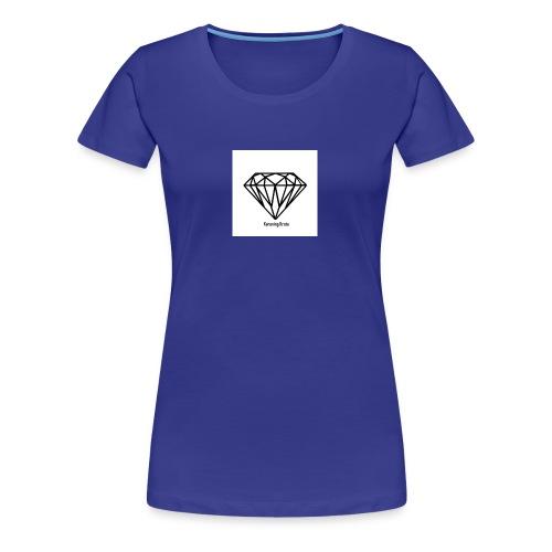 NEW! Karoning Krate logo - Women's Premium T-Shirt
