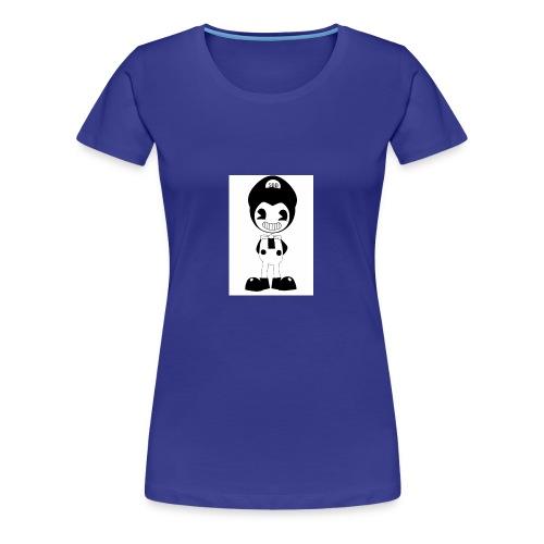 SuperBendyBros Design - Women's Premium T-Shirt