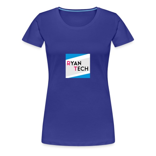 RYAN TECH - Women's Premium T-Shirt