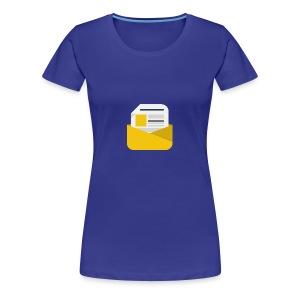 newsletter - Women's Premium T-Shirt