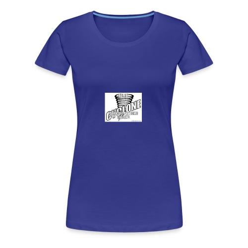 bomb cyclone 2018 - Women's Premium T-Shirt