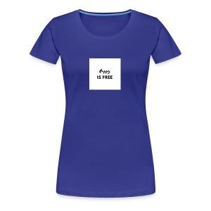 HAPPY 1 - Women's Premium T-Shirt
