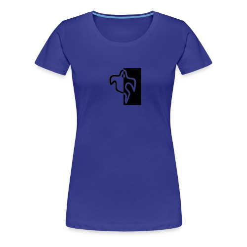 Ghost / Ghost Icon - Women's Premium T-Shirt