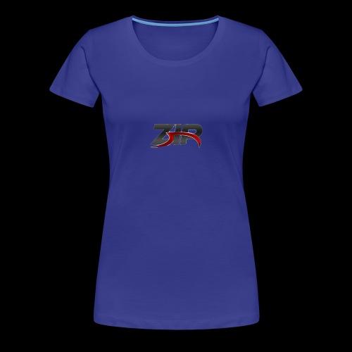 ZIP - Women's Premium T-Shirt