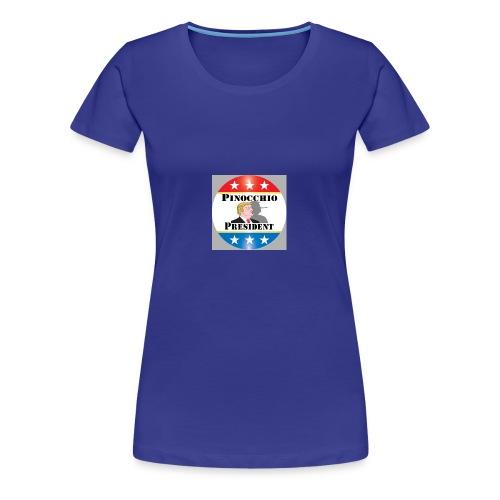 Pinocchio President - Women's Premium T-Shirt
