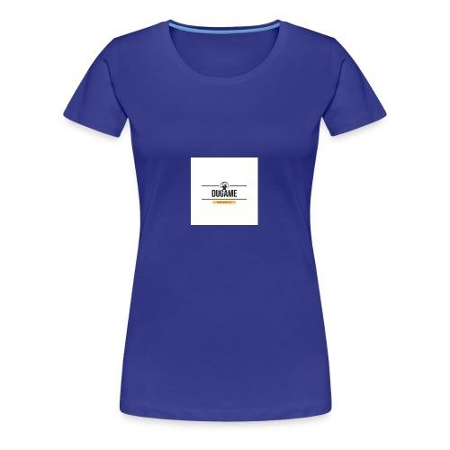 DuGame - Women's Premium T-Shirt