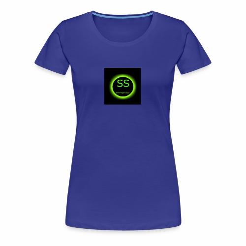 YT LOGO 1 - Women's Premium T-Shirt