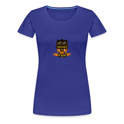 tankamania logo - Women's Premium T-Shirt