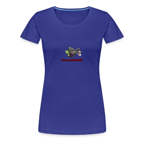 GAAAZZZEEE! - Women's Premium T-Shirt